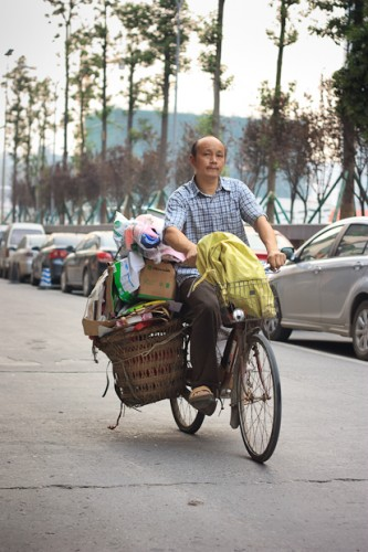 Everyday Life in Mianyang