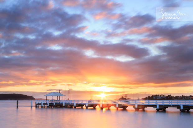 Batemans bay Sunrise