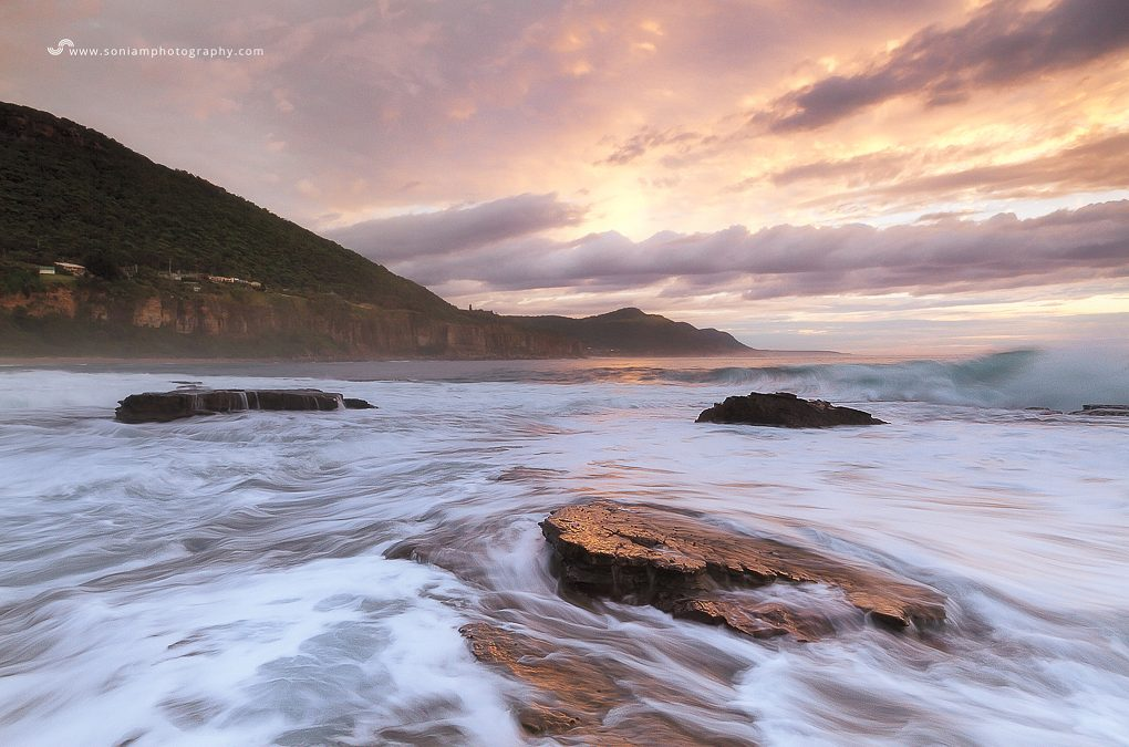 Best of Coalcliff – Seascape Photography