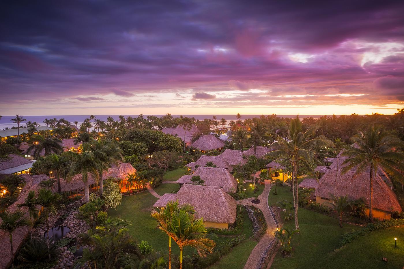 Fiji-sunrise