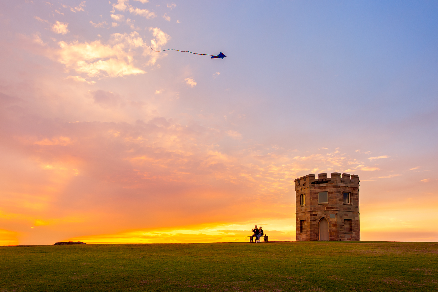 laperouse-sunset